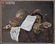 Pieter Steenwijck. Vanitas still life. с. 1653