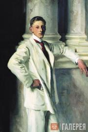 Sargent John Singer. The Earl of Dalhousie. 1900