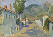 Mirel SHAGINYAN. The Village of Otuzy. 1965
