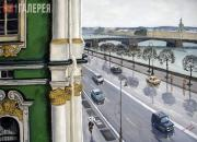 Shepelev Lev. Looking out of the Windows of the Hermitage. 2006
