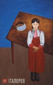 David SHTERЕNBERG. Aniska. 1926