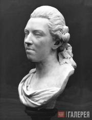 Шубин Федот Иванович. Портрет князя Ф.Н.Голицына. 1771