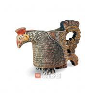 Golovin Alexander. Bratina (pot for wine) «Hen»