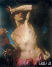 Giacinto BRANDI. St. Sebastian. 1680s-90s
