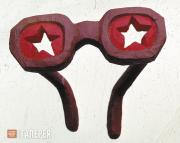 Leonid SOKOV. Glasses' Design for Soviet People. 1975