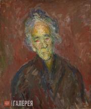Falk Robert. Old Woman. 1931