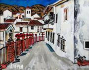 Salakhov Tahir. Old Mijas. Spain. 2005