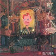 FRANK AUERBACH. Rimbaud. 1975-1976