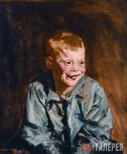 Роберт ГЕНРИ. Голландский мальчик (Йопи ван Слоутен). 1910