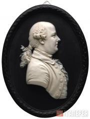 По рисунку Йоахима Смита. Портрет Томаса Бентли. Ок. 1773
