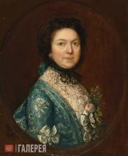 Gainsborough Thomas. Portrait of Lady Alston (Gertrude Alston, née Durnford). c.