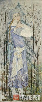 Goncharova Natalia. Spring. 1922