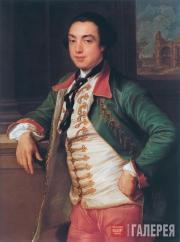 Помпео БАТОНИ. Джеймс Коулфилд, впоследствии первый граф Шарлемонт. 1753–1756