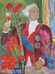 Илларион ГОЛИЦЫН. Тост. Шувалов. 2006