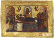 The Dormition of the Holy Virgin of the Kiev Caves. Second half of  the 17th cen