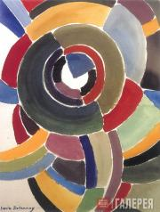 Sonya DELAUNAY. Orphism. 1930s