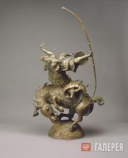 Namdakov Dashi. Chingis Khan's Warrior. 2007