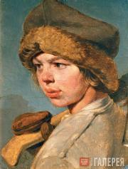 А.Г.ВЕНЕЦИАНОВ. Захарка. 1825