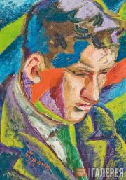 David Burliuk. Viktor Palmov. 1921