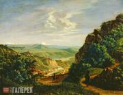 Lermontov Mikhail. Pyatigorsk. 1837-1838
