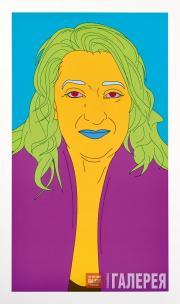 Michael CRAIG-MARTIN. Dame Zaha Mohammad Hadid. 2008