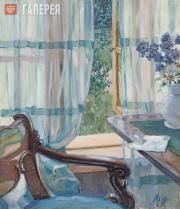 Якунчикова Мария. Окно в Мореве. 1894