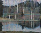 Mikhail NESTEROV. Early Spring. 1905