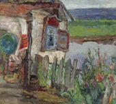 Alexander TYULKIN. Quiet. 1930