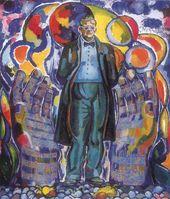 Zurab TSERETELI. Dmitry Shostakovich. 2006