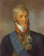 Stepan SHCHUKIN. A Portrait of Count Nikolai Ivanovich Zubov. 1803