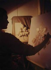 ArtKommunalka Project. Diana Machulina working