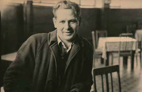 Konstantin Kuzginov. Photo. 1946
