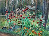Poppies. 1954