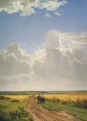 Noon. Near Moscow. 1869