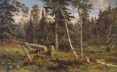 Logging. 1867