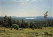 Woodland Vistas. 1884