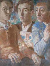 Triple Portrait. 1932