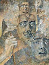 Five Heads. 1929–1930