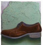 New shoe. 1995