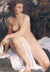 Bathing Woman. 1911