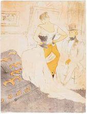 Woman in a Corset (Conquête de Passage). 1896