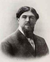 Nikolai Ryabushinsky. Photograph. 1900s