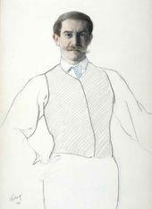 Self-portrait. 1906