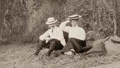 Léon and Lyubov Bakst. 1903