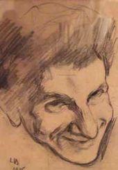 Portrait of Isaiah Rosenberg. 1905