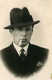 Nikolai Mamontov. Rome, 1927