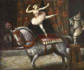 Circus. 1930s