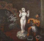 Pygmalion and Galatea. 1960
