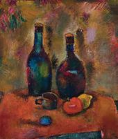German YEGOSHIN. Two Bottles. 2006
