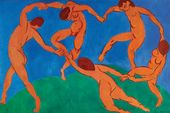 Henri MATISSE. The Dance. 1910